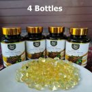 4X Inca Beans Oil Cold Extraction Method Organic Dietary supplements