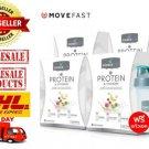 X4 Box Kimberlite 5 Protein Vitamin 3 Flavors Box Reduce Wrinkles
