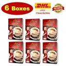 6x Coffee Cordy Plus Cordyceps Ganoderma Herb Ginseng Health Coffee F