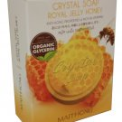 Maithong Royal Jelly Honey Crystal Soap, Smoothen, Soften and Brighten