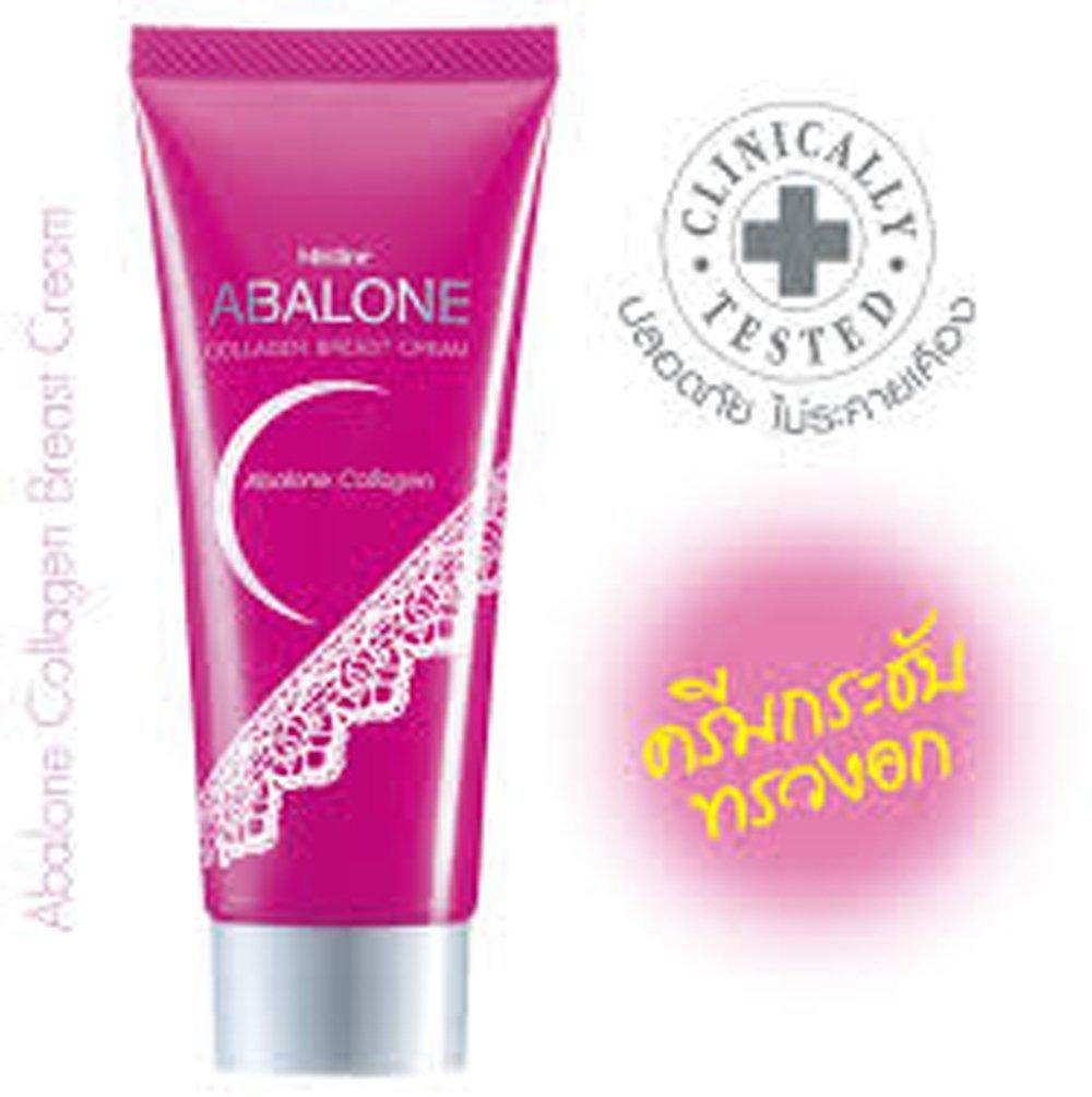2x Mistine Abalone Collagen Breast Cream 30g From Thailand.