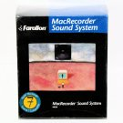 1990 Farallon MacRecorder Sound System MR200 for Macintosh box set -- sealed!