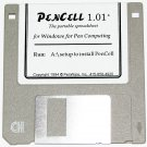 1994 PenCell Spreadsheet 1.01 for Windows for Pen Computing