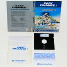 1983 Easy Finance I financial software package for the Commodore 64