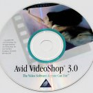 1995 Avid VideoShop 3.0 for Macintosh