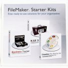 2005 FileMaker Starter Kits for Macintosh and Windows -- sealed