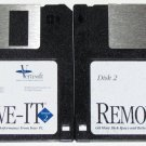1995 Remove-IT 2.04 for Windows 3.1x with serial number