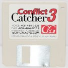 1994 Conflict Catcher 3 for Macintosh with serial number