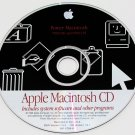 1995 Apple Macintosh CD for Power Macintosh 7500/100 and 8500/120