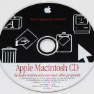1996 Apple Macintosh CD for Power Macintosh 5260/100