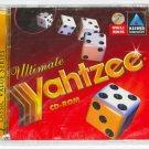 1999 Ultimate Yahtzee for PC Windows 3.1/95 -- sealed