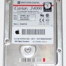 1997 Western Digital Caviar 34000 4GB IDE Hard Drive