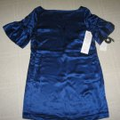 NWT New Blue Silk Dress by Nine West Size 6