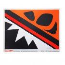 """Alexander Calder """"La Grenouille Et La Scie Lithograph"""" 1971"""