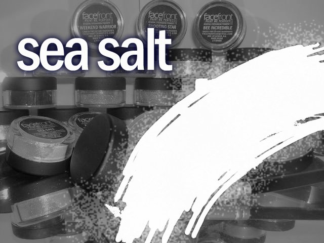 Paint Me Perfect Eye Shadow: Sea Salt