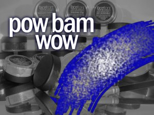 Paint Me Perfect Eye Shadow: Pow Bam Wow