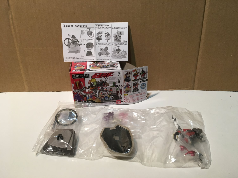 Kamen Rider Den-O Assembled Vignette Figure Bandai Toy Collectible 2012 Japanese