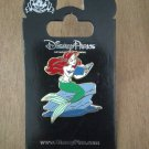 Disney Parks Ariel with Book Pin