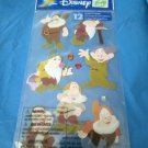 Disney EK Success Seven Dwarfs Sticker Collage