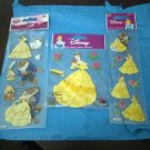 3 Pkg Disney EK Success Belle Dimensional Stickers