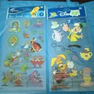 2 pkg Disney EK Success Alice in Wonderland Stickers