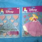 2 pkg Disney EK Success Princess Aurora Stickers