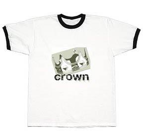Crown Logo Ringer Tee