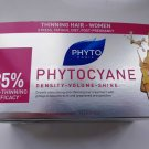 Phyto Phytocyane Thinning Hair Treatment Energising for Women 12 x 7.5ml