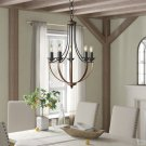 Kenna 5 - Light Empire Chandelier