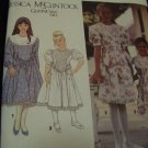 Sewing Pattern Girls Fancy Dress Gunne Sax 7-12 NEW