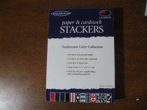 Generations 4/12 x 6 1/2  Paper Stacker