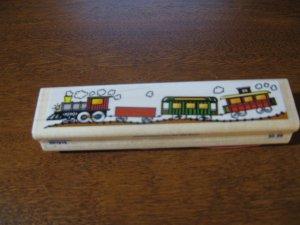 Stampabilties Train Stamp