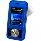 BLUE Hard Shell Shield Protector ProGuard Case for LG Chocolate 2 VX8550