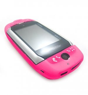 HOT PINK Skin Cover for Sidekick 3 Mobile Cell Phone