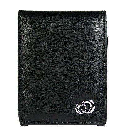 BLACK Flip Cover Belt Clip Case for Apple iPod Nano (3rd Gen)