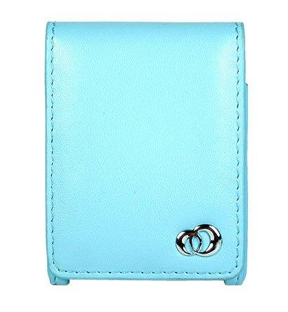 BLUE Flip Cover Belt Clip Case for Apple iPod Nano (3rd Gen)