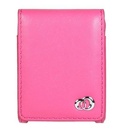 HOT PINK Flip Cover Belt Clip Case for Apple iPod Nano (3rd Gen)