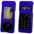 Samsung UpStage M620 Blue Hard Plastic Proguard Shield Protector Case