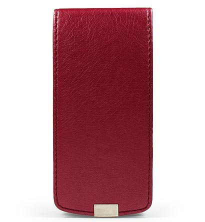 Magnum Case Cover for RIM BlackBerry Pearl 8100 - BURGUNDY