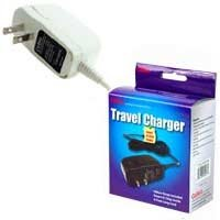 LG VX9700 Dare White Travel & Home Charger - Packaged