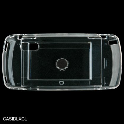 Clear Crystal Shield Protector Case for Sidekick LX