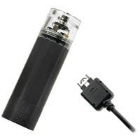 Black Emergency Charger for LG VX10000 Voyager