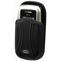 Black Pantum Pouch for LG enV VX-9900 & LG Voyager VX-10000