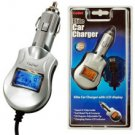 Elite Car Charger with Smart Display & IC Chip Protection for LG VX10000 Voyager
