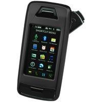 Hard Plastic Proguard LG Voyager VX-10000 - Black