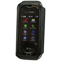 LG Voyager VX-10000 Elite Leather Case with Swivel Clip