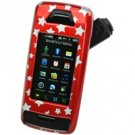 LG Voyager VX10000 Red Proguard W/ Stars