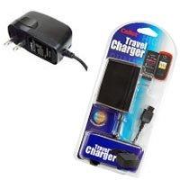 Black Travel & Home Charger for Samsung BlackJack II i617