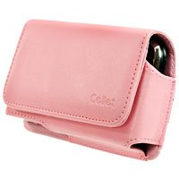 Noble Case Pink with Removable Spring Belt Clip for Samsung BlackJack II i617