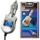 Elite Car Charger with Smart Display & IC Chip Protection for Palm Centro